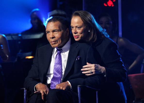 "Lonnie Ali「Keep Memory Alive's 16th Annual ""Power Of Love Gala"" Celebrates Muhammad Ali's 70th Birthday - Inside」:写真・画像(1)[壁紙.com]"