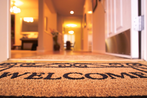 Doormat「Welcome Mat」:スマホ壁紙(3)