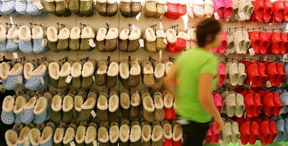 店「Crocs Footwear Open Flagship Store」:写真・画像(6)[壁紙.com]