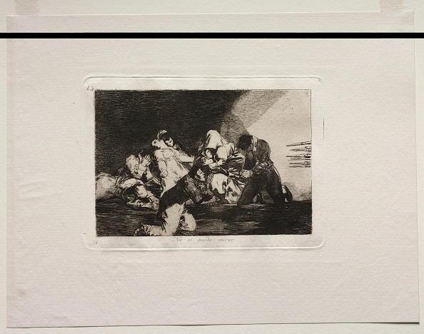 Etching「The Horrors Of War: One Cant Look. Creator: Francisco De Goya (Spanish」:写真・画像(7)[壁紙.com]