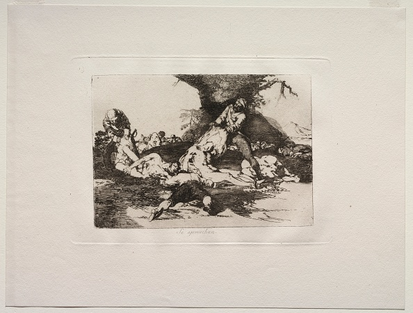 Etching「The Horrors Of War: They Make Use Of Them. Creator: Francisco De Goya (Spanish」:写真・画像(9)[壁紙.com]