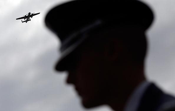 Air Force「Burial Held For 2 Vietnam War Airmen At Arlington National Cemetery」:写真・画像(12)[壁紙.com]