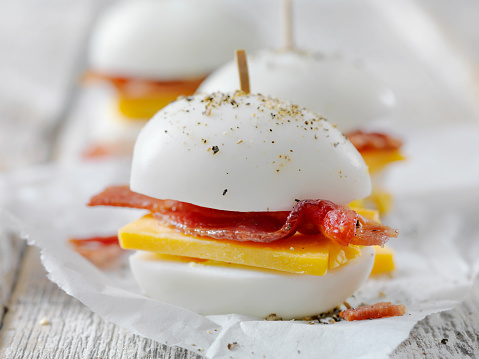 Snack「Bacon and Cheddar Hard Boiled Eggs」:スマホ壁紙(19)