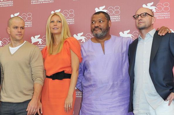 "Movie「""Contagion"" Photocall - 68th Venice Film Festival」:写真・画像(4)[壁紙.com]"