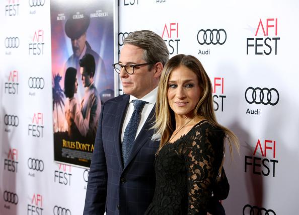 "Sarah Jessica Parker「Audi Celebrates The World Premiere of ""Rules Don't Apply"" At AFI Fest 2016」:写真・画像(9)[壁紙.com]"