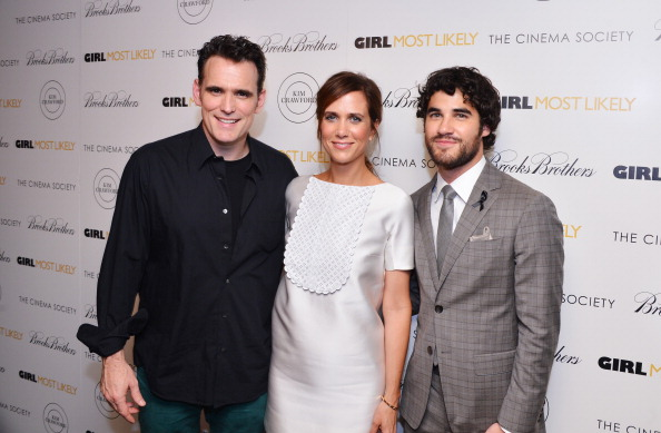 """Stephen Lovekin「The Cinema Society & Brooks Brothers Host A Screening Of Lionsgate And Roadside Attractions' """"Girl Most Likely"""" -  Arrivals」:写真・画像(4)[壁紙.com]"""