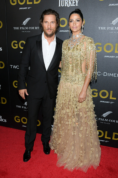 "Gold Colored「TWC-Dimension with Popular Mechanics, The Palm Court & Wild Turkey Bourbon Host the Premiere of ""Gold""」:写真・画像(2)[壁紙.com]"
