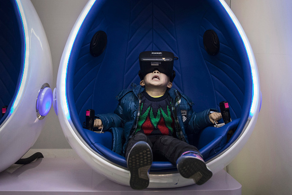 Boys「China's Virtual Reality Arcades Bring VR To The Masses」:写真・画像(15)[壁紙.com]