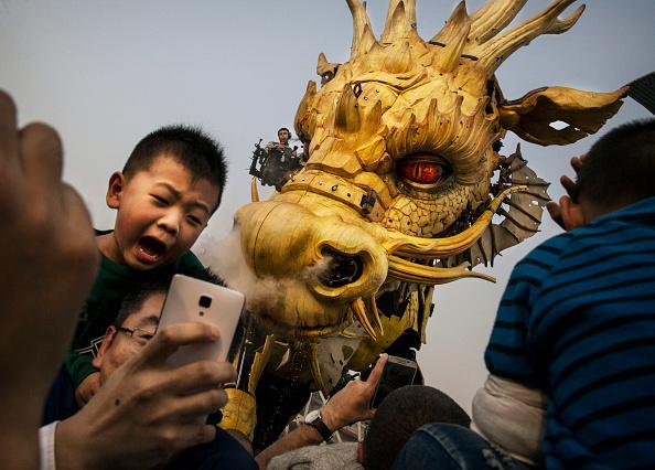 Dragon「China Daily Life - Long Ma Performance」:写真・画像(7)[壁紙.com]