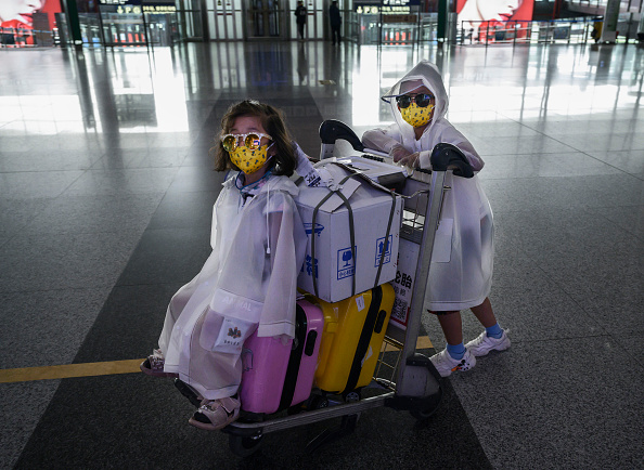 Sibling「China Works to Contain Spread of Coronavirus」:写真・画像(19)[壁紙.com]