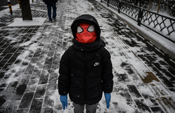 Boys「Concern In China As Mystery Virus Spreads」:写真・画像(3)[壁紙.com]