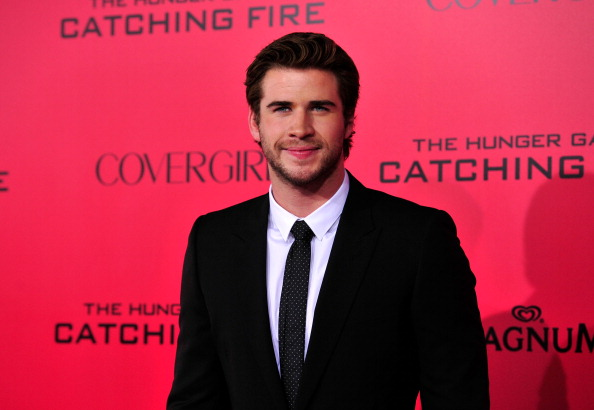 "Frazer Harrison「Premiere Of Lionsgate's ""The Hunger Games: Catching Fire"" - Arrivals」:写真・画像(7)[壁紙.com]"