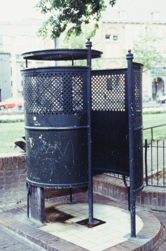 Amsterdam「Outdoor latrine, Amsterdam, Holland」:スマホ壁紙(13)