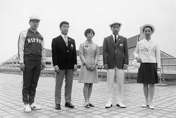 Sport「Japanese Olympic Uniforms」:写真・画像(16)[壁紙.com]
