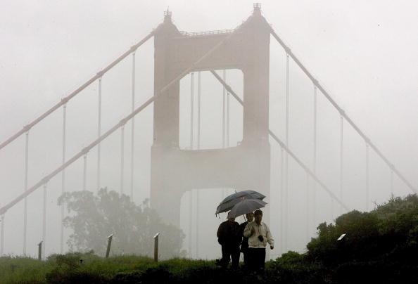 雨「Record Rains Continue In Northern California」:写真・画像(17)[壁紙.com]