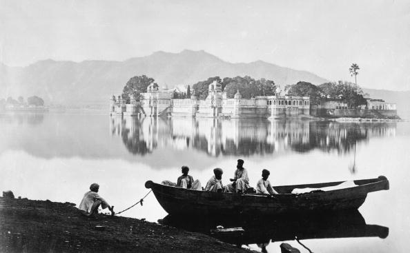 Rajasthan「Water Palace」:写真・画像(5)[壁紙.com]