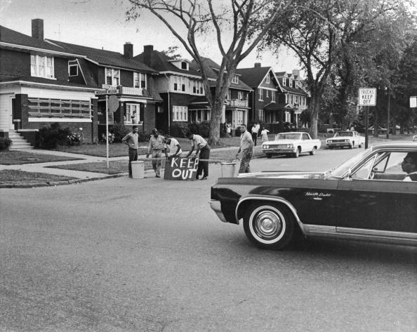 Detroit - Michigan「Barricading The Street」:写真・画像(5)[壁紙.com]