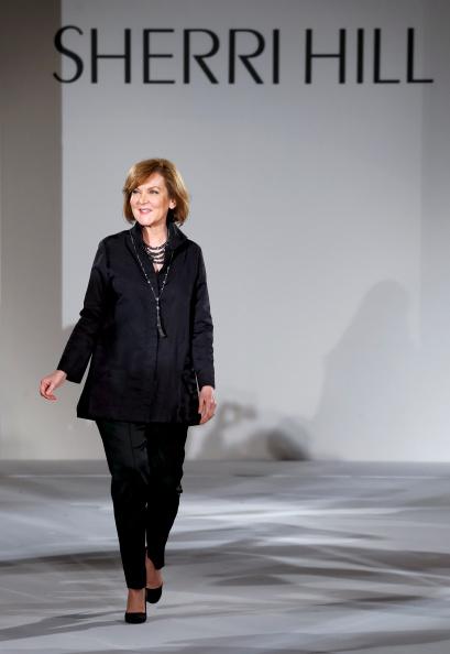 Sherri Hill - Designer Label「Sherri Hill - Runway - Mercedes-Benz Fashion Week Spring 2015」:写真・画像(5)[壁紙.com]