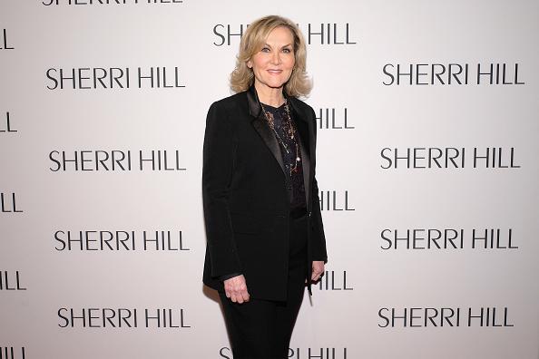 Sherri Hill - Designer Label「Sherri Hill - Arrivals - February 2017 - New York Fashion Week」:写真・画像(16)[壁紙.com]