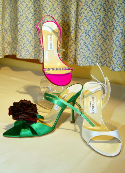 Shoe「Jimmy Choo Oscar 2003  Shoe Collection」:写真・画像(9)[壁紙.com]