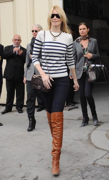 Ready To Wear「Chanel - Paris Fashion Week Spring/Summer 2011 Arrivals」:写真・画像(4)[壁紙.com]