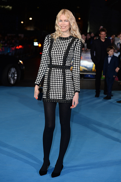 Claudia Schiffer「The European Premiere of 'Eddie The Eagle' - Arrivals」:写真・画像(9)[壁紙.com]