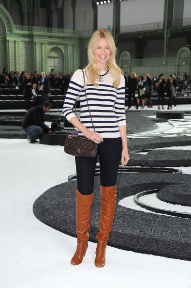 Striped「Chanel - Photocall Paris Fashion Week Spring/Summer 2011」:写真・画像(5)[壁紙.com]