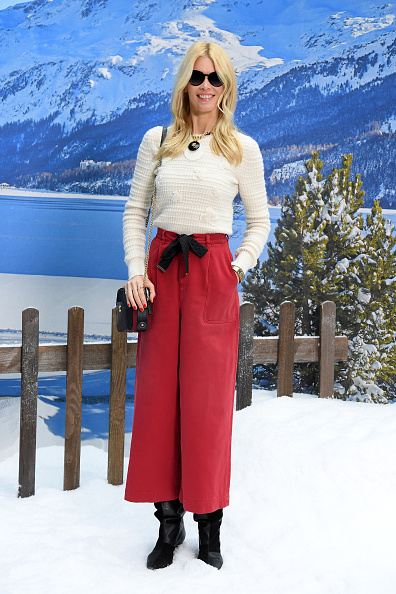 Claudia Schiffer「Chanel : Photocall- Paris Fashion Week Womenswear Fall/Winter 2019/2020」:写真・画像(6)[壁紙.com]