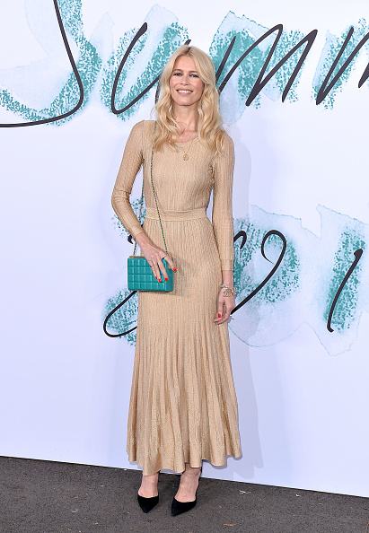 Claudia Schiffer「The Serpentine Galleries Summer Party - Arrivals」:写真・画像(12)[壁紙.com]