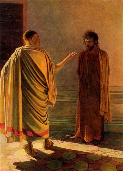 Jesus Christ「What Is Truth?」:写真・画像(14)[壁紙.com]