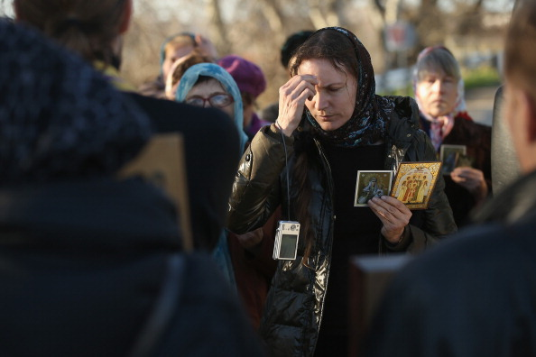 Russian Military「Concerns Grow In Ukraine Over Pro Russian Demonstrations In The Crimea Region」:写真・画像(6)[壁紙.com]