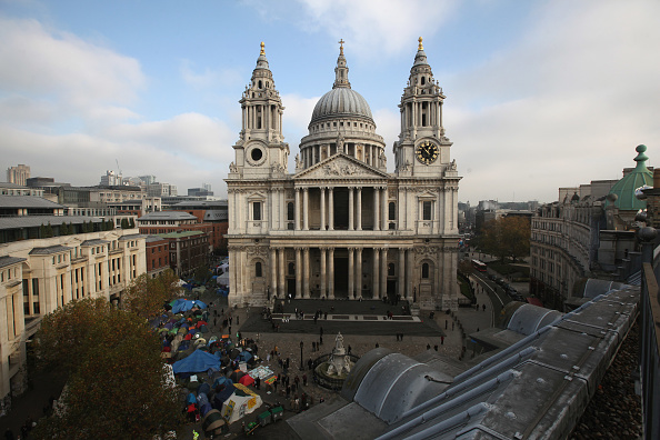 Dan Kitwood「Occupy London Under Renewed Threat As City Of London Seek Eviction Order」:写真・画像(16)[壁紙.com]