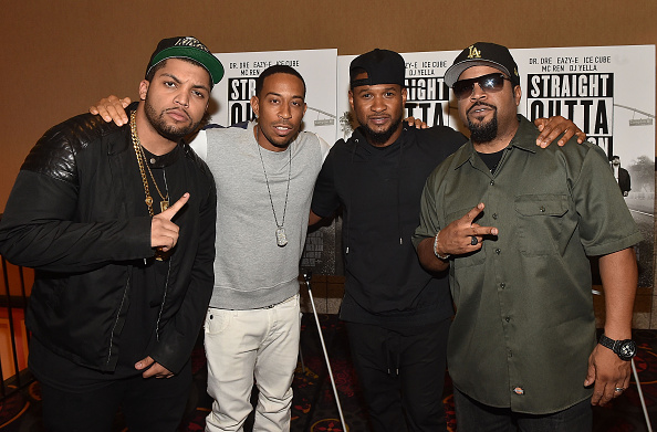 Executive Producer「STRAIGHT OUTTA COMPTON VIP Screening With Director/ Producer F. Gary Gray, Producer Ice Cube, Executive Producer Will Packer, And Cast Members」:写真・画像(5)[壁紙.com]