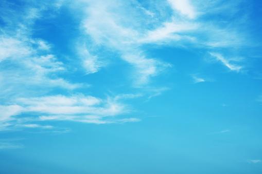 Cumulus Cloud「Blue Sky and Clouds」:スマホ壁紙(2)