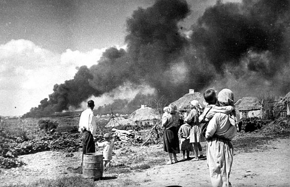 World War II「Nazis In The Ukraine」:写真・画像(9)[壁紙.com]
