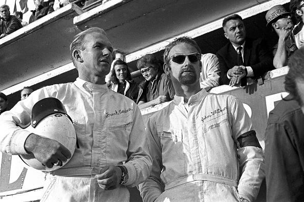 Motorsport「Frank Gardner, John Whitmore, 24 Hours Of Le Mans」:写真・画像(12)[壁紙.com]