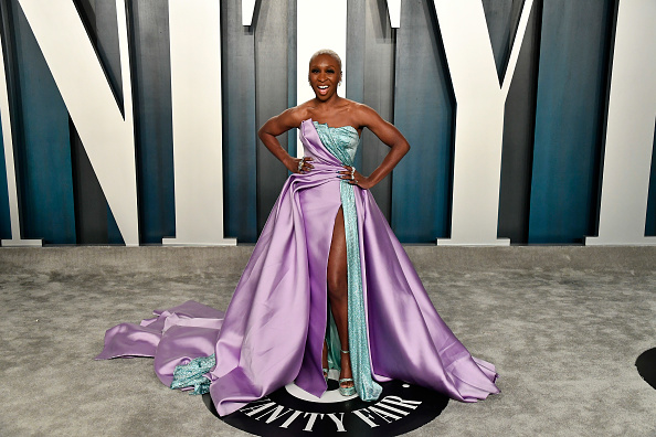 Cynthia Erivo「2020 Vanity Fair Oscar Party Hosted By Radhika Jones - Arrivals」:写真・画像(16)[壁紙.com]