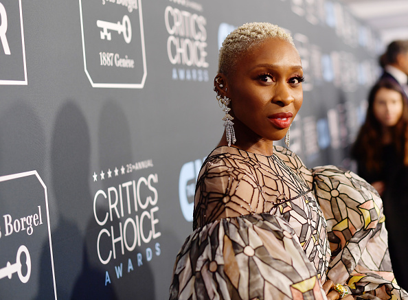 Cynthia Erivo「25th Annual Critics' Choice Awards - Red Carpet」:写真・画像(17)[壁紙.com]