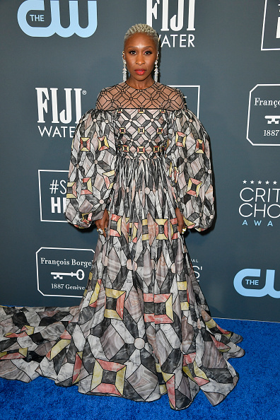 Cynthia Erivo「25th Annual Critics' Choice Awards - Arrivals」:写真・画像(12)[壁紙.com]