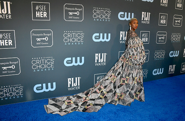 Cynthia Erivo「25th Annual Critics' Choice Awards - Arrivals」:写真・画像(19)[壁紙.com]