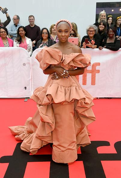 "Platinum「2019 Toronto International Film Festival - ""Harriet"" Premiere - Arrivals」:写真・画像(12)[壁紙.com]"
