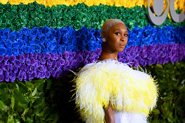 Cynthia Erivo「73rd Annual Tony Awards - Arrivals」:写真・画像(1)[壁紙.com]