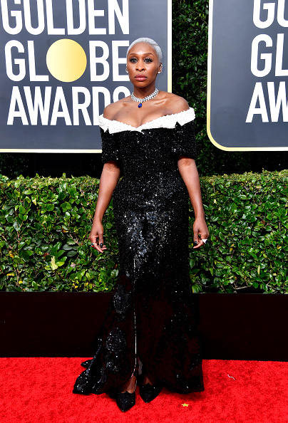 Cynthia Erivo「77th Annual Golden Globe Awards - Arrivals」:写真・画像(9)[壁紙.com]