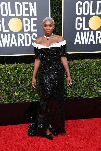 Cynthia Erivo「77th Annual Golden Globe Awards - Arrivals」:写真・画像(13)[壁紙.com]