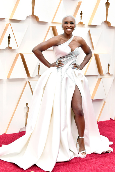 Cynthia Erivo「92nd Annual Academy Awards - Arrivals」:写真・画像(11)[壁紙.com]