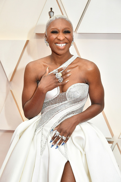 Cynthia Erivo「92nd Annual Academy Awards - Arrivals」:写真・画像(2)[壁紙.com]