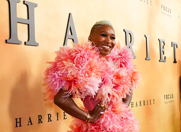 "Cynthia Erivo「Premiere Of Focus Features' ""Harriet"" - Red Carpet」:写真・画像(6)[壁紙.com]"