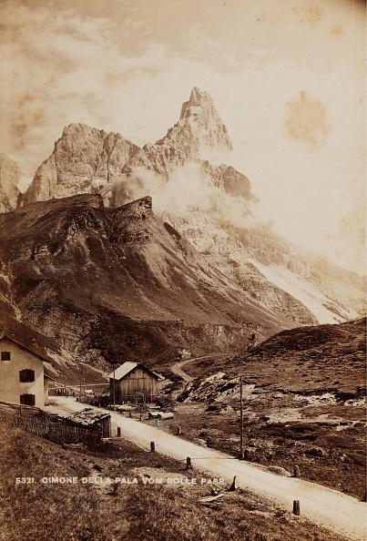 Mountain「Cimone Della Pala In Trentino」:写真・画像(19)[壁紙.com]