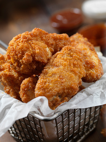 Chicken Wing「Spicy Buffalo Wings with Dipping Sauces」:スマホ壁紙(14)