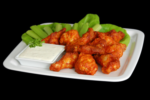 Celery「Spicy Buffalo Wings」:スマホ壁紙(17)